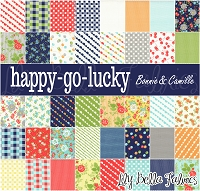Happy Go Lucky by Bonnie & Camille
