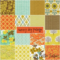 Sunny Day Palette