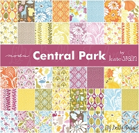 Central Park by Kate Spain