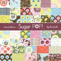 Sugar Pop by Liz Scott