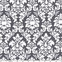Damask Prints by Michael Miller
