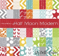 Half Moon Modern by Moda House Designer