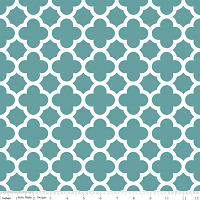 Quatrefoil by Riley Blake House Designer
