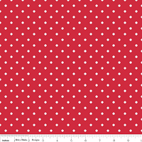 Swiss Dots by Riley Blake House Designer