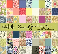 Secret Garden by Sandi Henderson