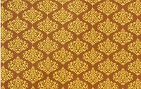 Park Fountains in Brown - Amy Butler - Midwest Modern