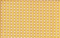 Happy Dots in Apricot - Amy Butler - Midwest Modern