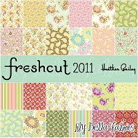 Freshcut 2011 Charm Pack - Heather Bailey