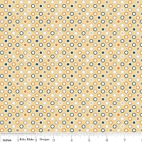 Mini Dot in Gold - Zoe Pearn for My Mind's Eye - Super Star