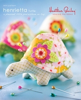 Henrietta Turtle Mini Sewing Pattern - Heather Bailey