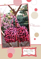 Petunia Bag Sewing Pattern - Izzy & Ivy Designs