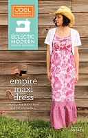 Empire Maxi Dress Pattern - Joel Dewberry
