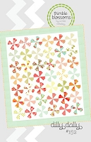 Dilly Dally Quilt Pattern - Thimble Blossoms by Camille Roskelley