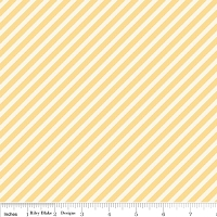Stripe in Yellow - Stitch Studio Designs by Cyndi Walker - Marguerite