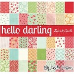 Hello Darling Charm Pack - Bonnie & Camille - Moda