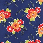 Blossom in Navy - Bonnie & Camille - Miss Kate