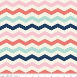 Chevron in Multi - Fancy Pants Designs - Trendsetter