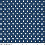Stars in Navy - Fancy Pants Designs - Trendsetter
