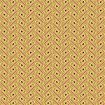 Ribbon Lattice in Gold - Joel Dewberry - Heirloom