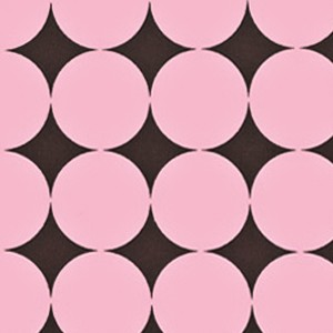 Disco Dot in Pink - Michael Miller