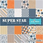 Super Star Fat Quarter Bundle - Zoe Pearn for My Mind's Eye - Entire Collection