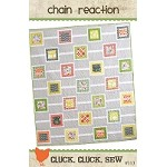 Chain Reaction Quilt Pattern - Cluck Cluck Sew