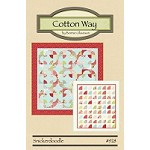 Snickerdoodle Quilt Pattern - Cotton Way by Bonnie Olaveson