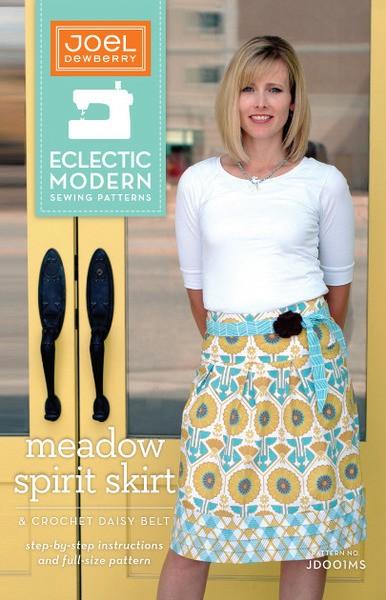 Meadow Spirit Skirt Sewing Pattern - Joel Dewberry