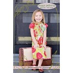 Piccadilly Circus Dress Sewing Pattern - Poppy Patterns