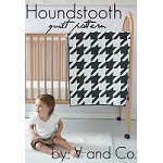 Houndstooth Quilt Pattern - V and Co.