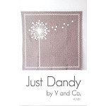 Just Dandy Quilt Pattern - V and Co.