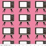 Geekly TV in Hot Pink - Amy Adams, Dorothy Tsang, and Riley Blake House Designer - Geekly Chic
