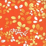 Sprigs in Sweet Tangerine - V and Co. - Simply Color